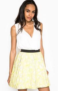 Короткое платье без рукавов Relish