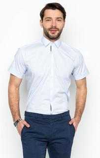 Классическая рубашка с короткими рукавами Lagerfeld