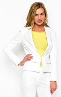 Белый пиджак с застежкой на крючок Marciano Guess