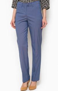 Зауженные синие брюки Cinque