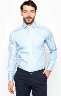 Классическая приталенная рубашка La Martina