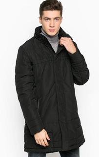Утепленная куртка со скрытым капюшоном Antony Morato