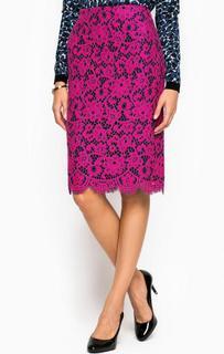 Кружевная юбка-карандаш Juicy Couture