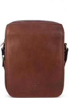 Кожаная сумка через плечо Sergio Belotti