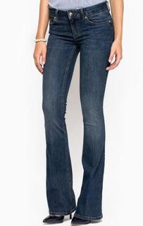 Расклешенные джинсы с подкладкой Liu Jo
