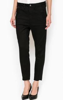 Черные брюки из хлопка G Star RAW