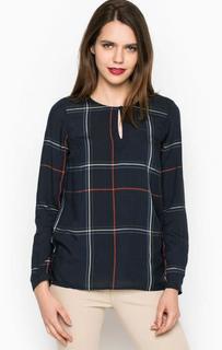 Блуза из вискозы с длинными рукавами More & More
