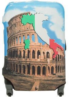 Чехол на чемодан из полиэстера Gianni Conti