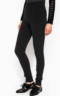 Зауженные брюки из полиэстера Pinko