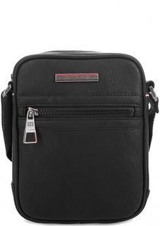 Кожаная сумка через плечо Tommy Hilfiger