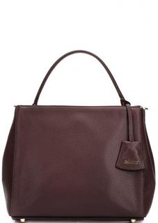 Кожаная сумка через плечо Abro