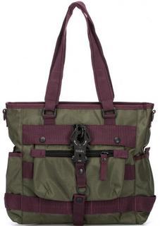Текстильная сумка с длинными ручками George Gina & Lucy