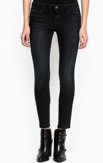 Укороченные джинсы скинни Hilfiger Denim