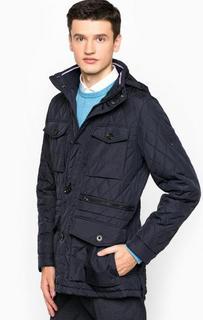 Демисезонная стеганная куртка Tommy Hilfiger