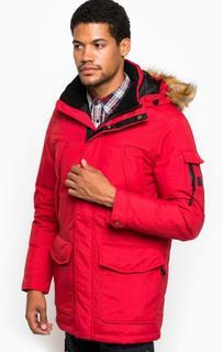 Удлиненная зимняя куртка с наполнителем Wrangler