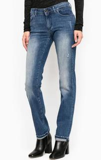 Синие зауженные джинсы со стандартной посадкой Marc Opolo