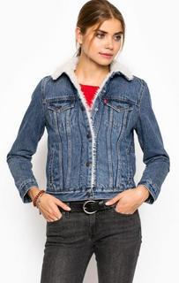 Джинсовая куртка на кнопках Levis®