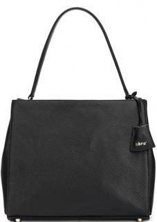 Вместительная сумка со стационарной ручкой и съемным плечевым ремнем Abro