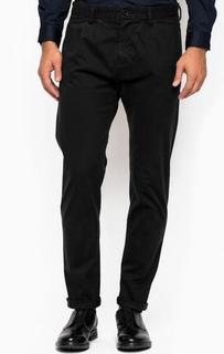Черные брюки чиносы Replay