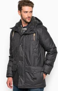 Удлиненная зимняя куртка с наполнителем Lee