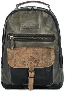 Кожаный рюкзак с отделением для ноутбука Taschendieb