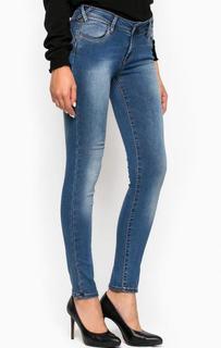 Зауженные джинсы со стандартной посадкой MET