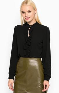 Блуза из полиэстера с длинными рукавами Relish