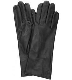 Кожаные перчатки с шелковой подкладкой Bartoc