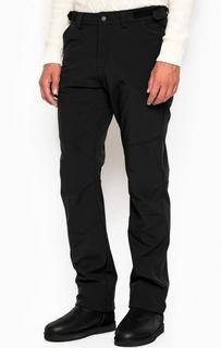 Утепленные прямые брюки Luhta