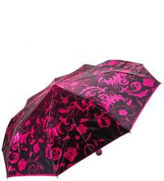 Складной зонт с сатиновым куполом Zest