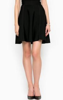 Расклешенная юбка из вискозы и полиамида Marciano Guess