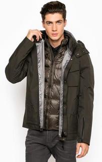Куртка с дополнительным пуховиком C.P. Company