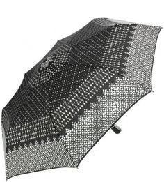 Складной зонт с куполом из полиэстера Doppler