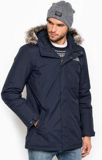 Куртка с капюшоном и съемным мехом The North Face