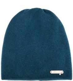 Шерстяная однотонная шапка Noryalli