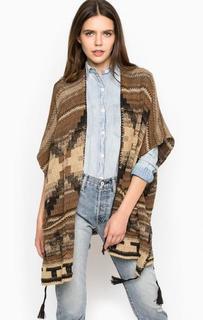 Пончо с двумя карманами D&S Ralph Lauren