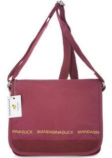 Текстильная сумка через плечо Mandarina Duck