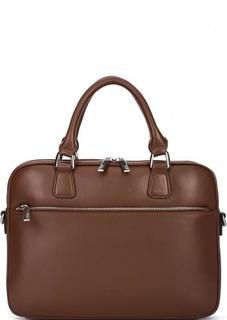 Кожаная сумка с отделением для планшета Picard