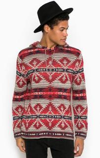 Хлопковый джемпер с капюшоном D&S Ralph Lauren