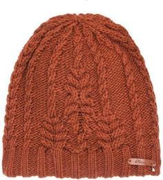 Вязаная шапка из акрила и шерсти Noryalli
