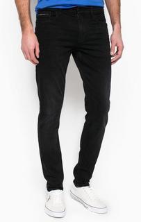 Однотонные джинсы скинни Calvin Klein Jeans