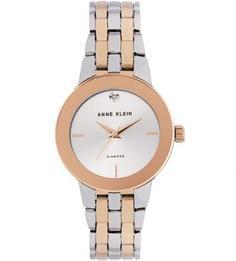 Часы с металлическим браслетом Anne Klein