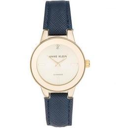 Часы с тонким ремешком Anne Klein