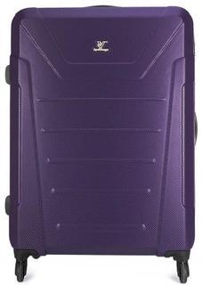 Пластиковый чемодан с кодовым замком Verage