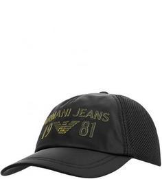 Бейсболка с принтом Armani Jeans