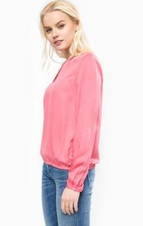 Розовая блуза свободного кроя Marc Opolo
