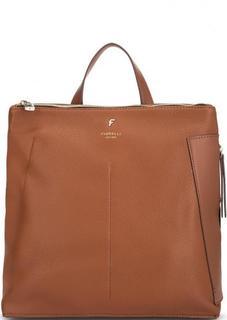 Рюкзак из искусственной кожи с узкими лямками Fiorelli