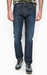 Прямые джинсы с контрастной строчкой Hilfiger Denim