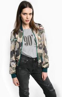 Легкая двусторонняя куртка Pinko