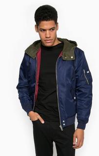 Двусторонняя куртка с капюшоном Diesel